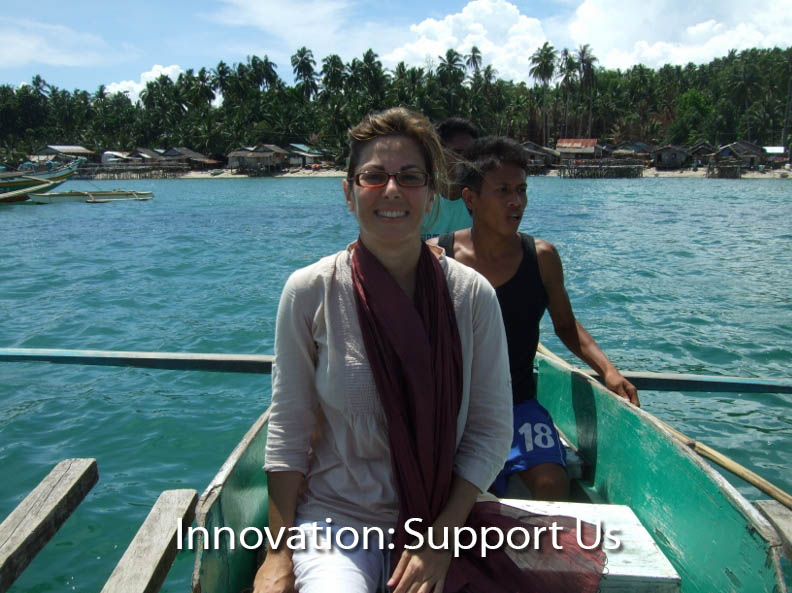 Read about these 3 Innovative Projects that need your Support today